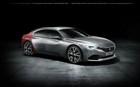 Picture Concept, background, the concept, Peugeot, Peugeot, background, Exalt
