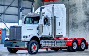 Picture White, Western Star, 4900, FXC
