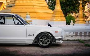 Picture Auto, Disk, Machine, Wheel, Nissan, Nissan, Car, 2000, Skyline, Nissan Skyline, 2000GT, Japanese, Side view, …