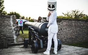 Wallpaper EDM, Marshmello, Slushii, DJs