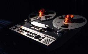 Picture Tape, Hi-Tech, Film, Vintage, Bobinnec