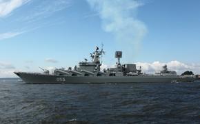 Picture Baltika, Navy, missile cruiser Marshal Ustinov