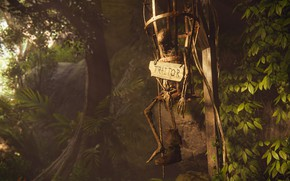 Picture action-adventure, Uncharted 4 A Thief's End, Uncharted 4 Way of the thief