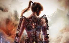 Wallpaper anime, Call of Duty, Times, Call of Duty: Advanced Warfare, Book Of Chaos, Avatar, manga