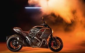 Picture Ducati, bike, muscle, power, cruiser, Diesel, Diavel, musclebike