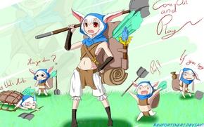 Picture Anime, Dota 2, Meepo, Iist, MEPO