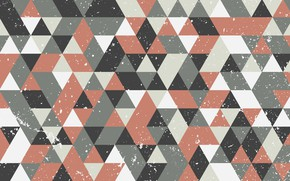 Picture abstraction, texture, geometry, background, grunge, geometric