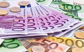 Wallpaper Euro, money, Euro, currency