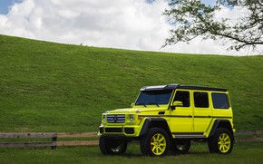 Picture Mercedes, HRE, 4X4, G550, TR188