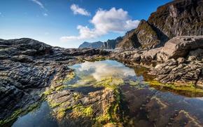 Picture Norway, Norway, Lofoten, Nordland, Soervaag