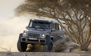 Picture Mercedes-Benz, SUV, AMG, G 63