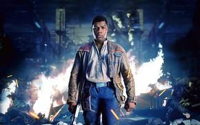 Wallpaper Action, Ligthning, Hux, Sci-Fi, The, Finn, Kylo Ren, Carrie Fisher, Luke, Star Wars: The Last ...