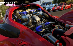 Picture car, game, supercar, motor, Forza Motorsport, Forza Motorsport 7