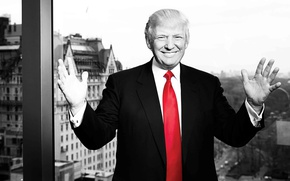 Wallpaper President, Usa, USA, Donald Trump