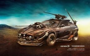 Picture Auto, Tuning, Postapokalipsis, Car, Car, Auto, Tuning, Mad Max, Postapocalypse, Mad Max, Yasid Design, Yasid …