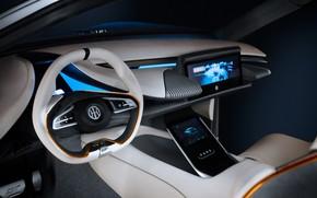 Picture the wheel, salon, Hybrid, 2018, Pininfarina, Kinetic GT