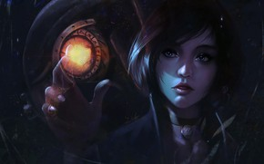 Picture fantasy, game, BioShock, digital art, artwork, fantasy art, Elizabeth, BioShock Infinite