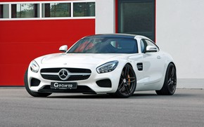 Picture Mercedes, G-Power, AMG, GT S