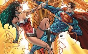 Picture Hair, Heroes, Costume, Fight, Superman, Comic, Brunette, Heroes, Cloak, Wonder Woman, Superheroes, Brunette, Superman, Clark …