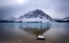 Picture sea, nature, mountain