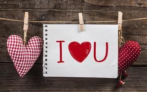 Wallpaper Day Svatovo Valentine, Holiday, Hearts, Postcard