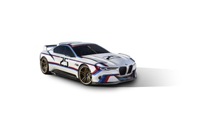 Wallpaper Concept, Auto, Minimalism, Machine, BMW, Background, Art, Hommage, Bavarian, BMW 3.0 CSL, Hommage R, BMW ...