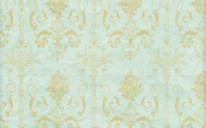 Wallpaper pattern, ornament, vintage, texture, background, pattern, paper