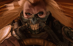 Picture Man: The Immortan Joe, Mad Max: fury Road, Fury Road, Mad Max