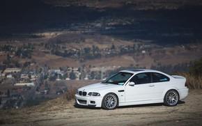 Picture BMW, White, E46