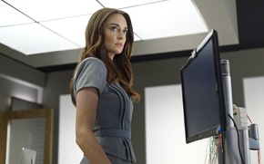 Picture girl, woman, tv series, Agents Of Shield, Mallory Jansen, Marvel Agents Of Shield
