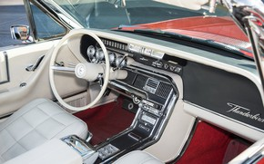 Picture style, Ford, the wheel, salon, Thunderbird