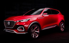 Picture Concept, 2018, crossover, SUV, MG X-Motion