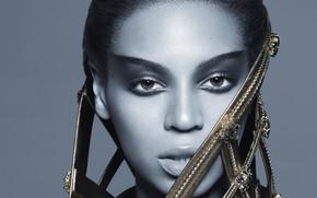 Picture portrait, singer, Beyonce