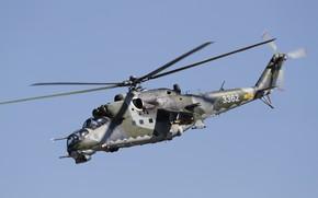 Picture The Czech Republic, Hind, Mil Mi-35