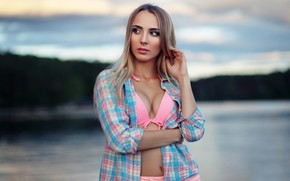 Picture chest, Evgeniy Bulatov, Dasha K