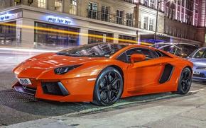 Picture Auto, Lamborghini, Lamborghini, Supercar, Aventador, LP 700-4