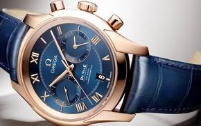 Wallpaper watch, omega, chronometer, city