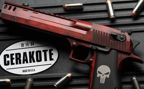 Picture gun, weapons, gun, weapon, custom, Desert Eagle, Custom, Desert Eagle, Ceracot