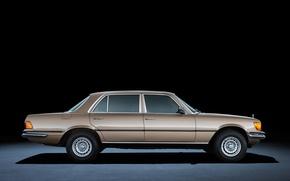 Picture mercedes, 450 sel, Mercedes - Benz 450 SEL