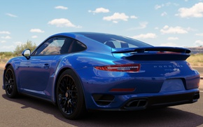 Picture Porsche 911, Turbo S, Forza Horizon 3