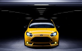 Picture Ford, Focus, St