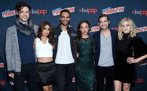 Picture look, the series, actors, smile, Movies, Wizards, The Magicians