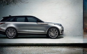 Picture car, Land Rover, Range Rover, beautiful, strong, Velar, Range Rover Velar, Land Rover Velar