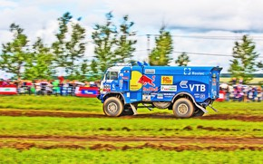 Picture Grass, Sport, Speed, Race, Master, Russia, Kamaz, Rally, Rally, KAMAZ, Master, Silk road, Silk Way, …