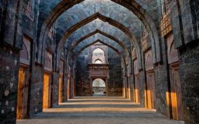 Wallpaper castle, India, ruins, Madhya Pradesh, Mandu
