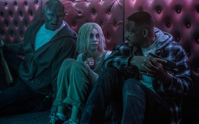 Picture Gun, Blonde, Actor, Weapons, Actress, Movie, Elf, Gun, The film, Orc, Orc, Actors, Fiction, Will …