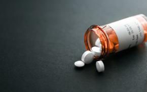 Picture plastic, medicine, drugs, flask
