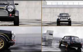 Picture Mini, Machine, Collage, Mini Cooper, Art, Four, Andreas Ezelius, John Player Special Mini Concept, John …