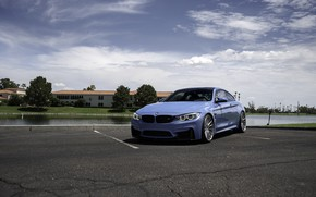 Picture BMW, Sky, Blue, Water, LED, F83
