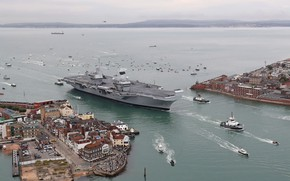 Picture weapons, army, HMS Queen Elizabeth